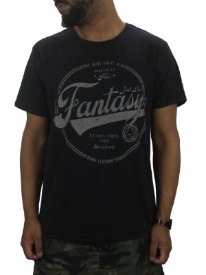 CAMISETA FANTASY JUST LIVE