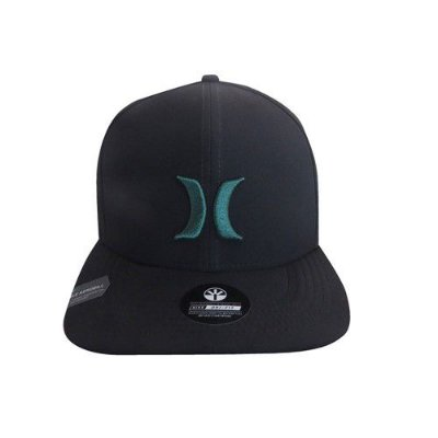 BONÉ HURLEY DRI-FIT BLACK GREEN