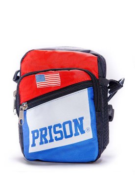 SHOULDER BAG PRISON USA FLAG
