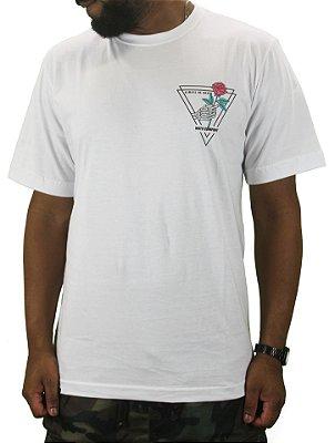 camiseta wats brave black/white