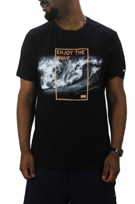 CAMISETA WAVE GIANT ENJOY