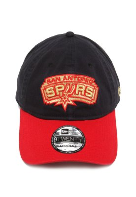 BONÉ NEW ERA STRAPBACK SAN ANTONIO SPURS