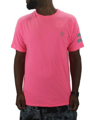 camiseta hurley neon icon flap