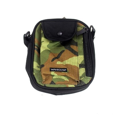 shoulderbag wave giant camo