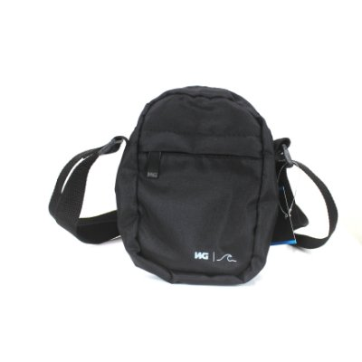SHOULDERBAG WAVE GIANT PRETA