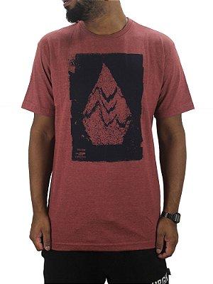 camiseta volcom disruption