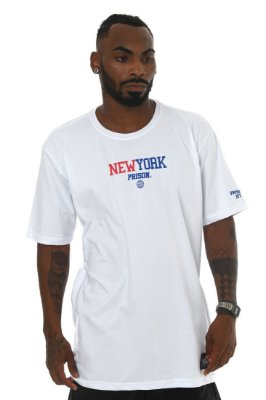 camiseta prison new york duo