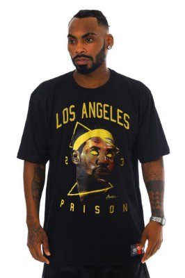 CAMISETA PRISON LAKERS