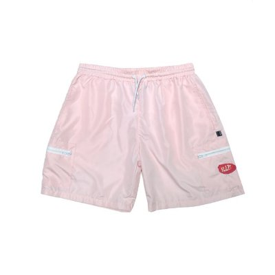 short blaze patch pink