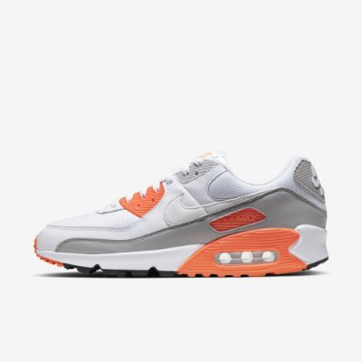 TêNIS NIKE AIR MAX 90 WHITE ORANGE