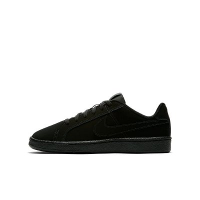 TÊNIS NIKE COURT ROYALE BLACK BLACK