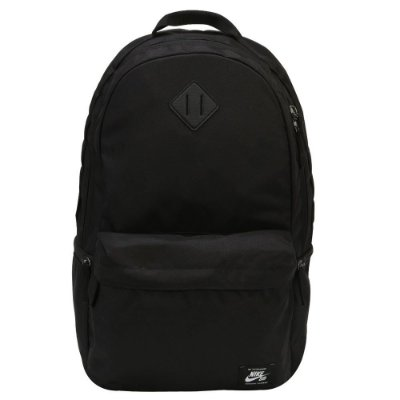 mochila nike sb icon black
