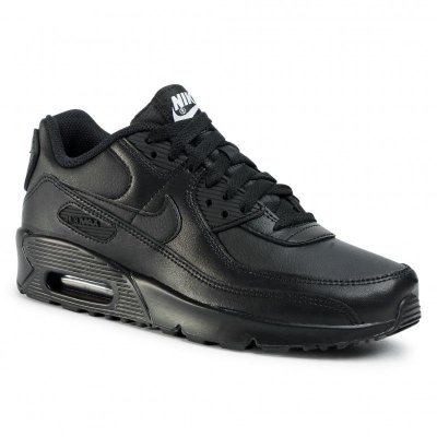 TÊNIS NIKE AIR MAX 90 LTR  (GS) BLACK
