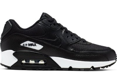 TÊNIS AIR MAX 90 BLACK/ WHITE