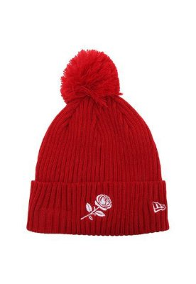 GORRO NEW ERA FLOWER RED