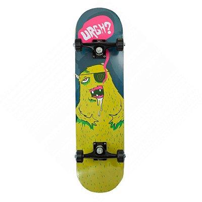 Skate Montado Urgh Drooling Monster