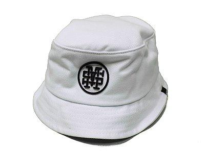 Bucket Mess Logo Branco