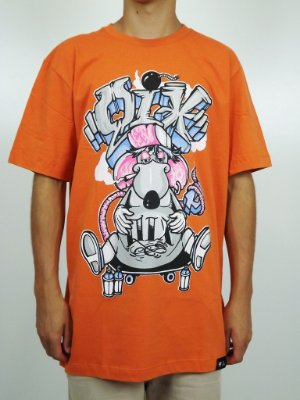 Camiseta Qix Art Mouse