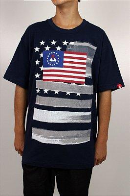 Camiseta Asphalt Delta Flag