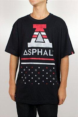 Camiseta Asphalt Roman Anthem