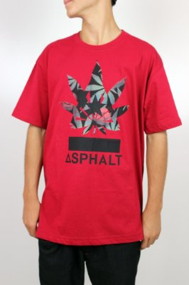 Camiseta Asphalt Royal Kush Delta