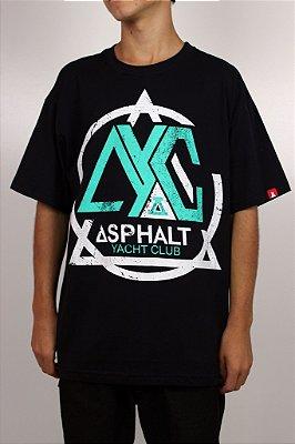 Camiseta Asphalt Jagged