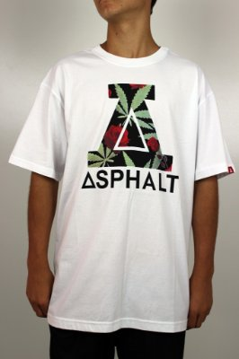 Camiseta Asphalt Royal Kush