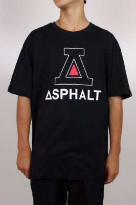 Camiseta Asphalt Roman Big 1