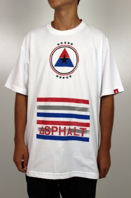 Camiseta Asphalt Delta Flash