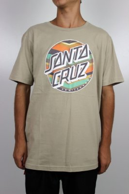 Camiseta Santa Cruz Chevron