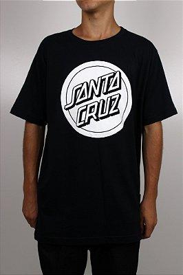 Camiseta Santa Cruz Reverse Dot