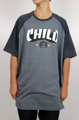 Camiseta Child Raglan America