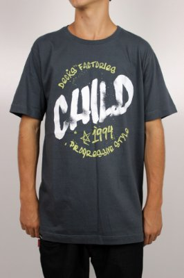 Camiseta Child Pieced Paint