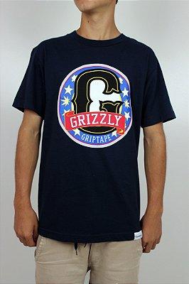 Camiseta Grizzly Tournament Tee