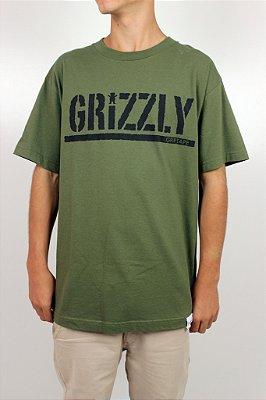 Camiseta Grizzly Logo