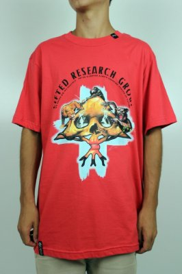 Camiseta LRG Forces of Coral