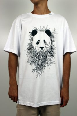 Camiseta LRG Panda Plants