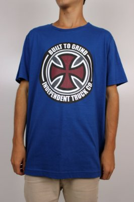 Camiseta Independent Basica Btg Cross