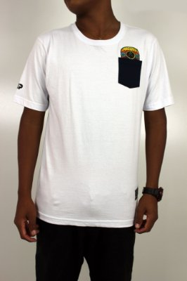 Camiseta Flip Collab Celopax Pocket