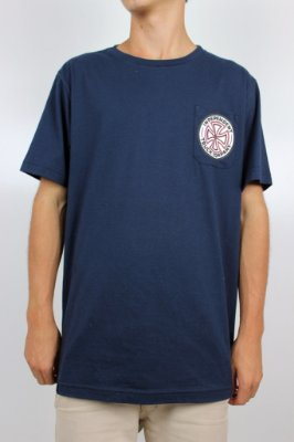Camiseta Independent Cross Logo Pocket