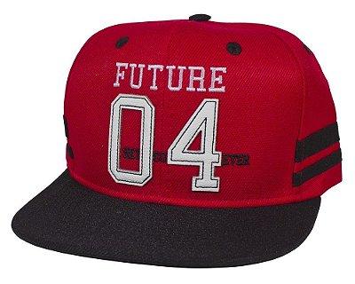 Boné Future Game Vermelho