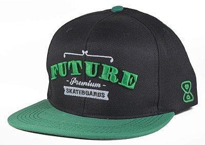 Boné Snapback Future Skateboards Premium