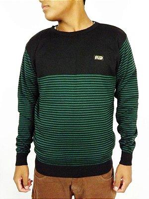 Suéter Flip Pinstripe Thin