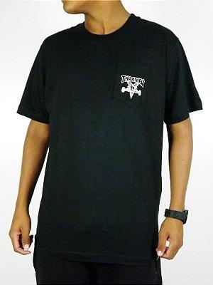 Camiseta Thrasher Com Bolso
