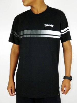 Camiseta Thrasher Listrada