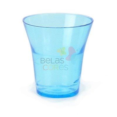 Copinho Cálice 15 ml Azul - Kit C/ 50 Unidades