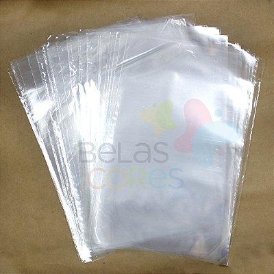 Saco Celofane 30x40cm 200g (Aproximadamente 30 Saquinhos)