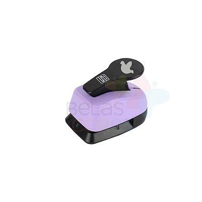 Perfurador Artesanal 25mm Pomba - 1 unidade