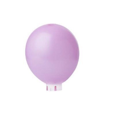 Balão/Bexiga Lisa Rosa Nº 9 - 50 unidades