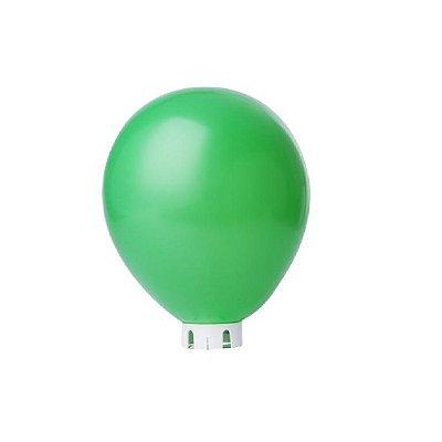 Balão/Bexiga Lisa Verde Bandeira Nº 9 - 50 unidades